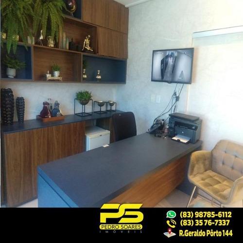 Imagem 1 de 8 de (alugo) Sala No Brisamar - Sa0130