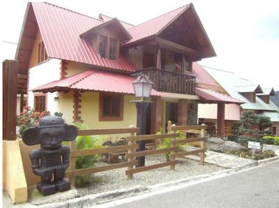 Villa Vacacional De Renta En Jarabacoa Rmv-173c
