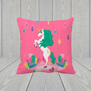 Pack De 30 Diseños Unicornios Para Almohadones