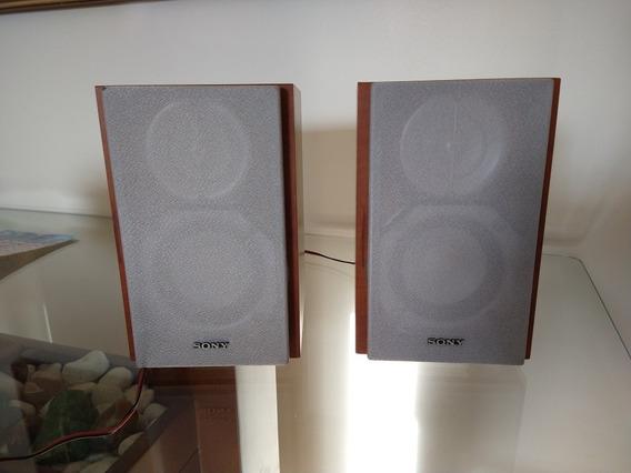 Caixa De Som Sony Ss-cex 100