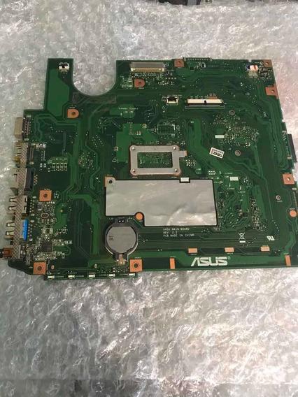 Placa Mãe Notebook Asus X45u 100%