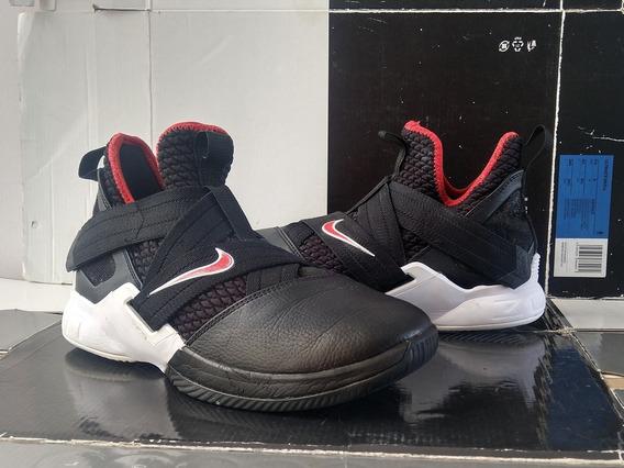 Nike Lebron Soldier 12 Bred (25cm) Zoom Jordan Bred Og