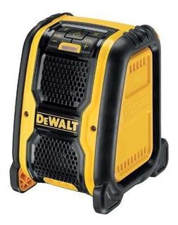 Radio Bocina Bluetooth Para Area De Trabajo Dcr006 Dewalt