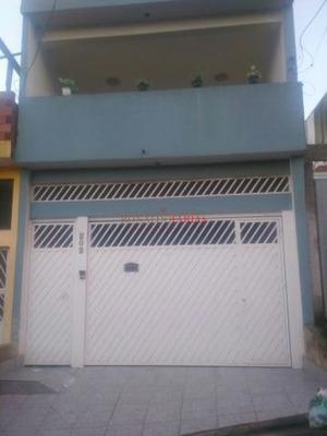 Sobrado Com 03 Dormitórios, 02 Vagas De Garagem- Grajaú/ Eliana - Sz6186