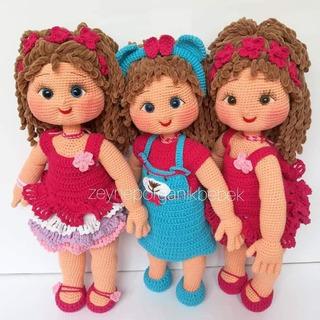 Peppa la cerdita amigurumi patron | Crochet pig, Crochet doll ... | 320x320