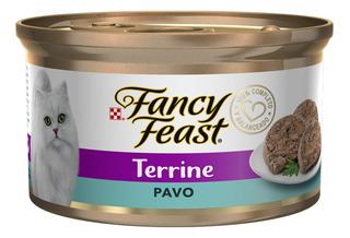 Fancy Feast Terrine Pavo 3 Oz