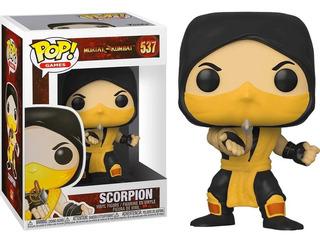 Funko Pop! Scorpion 537 - Mortal Kombat