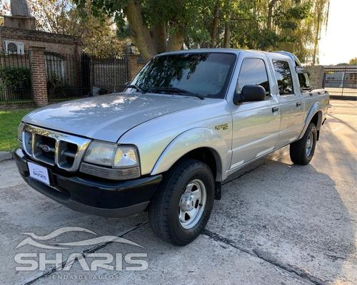 Ford Ranger Xl C/c 4x4 2.8l Diesel 2003