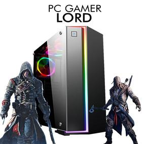 Pc Gamer Lord - Intel Core I5-8400 Gtx 1660 6gb 1tb, 8gb Ram