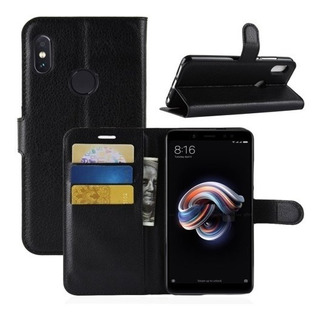Funda Tipo Cartera Para Xiaomi Redmi Note 5