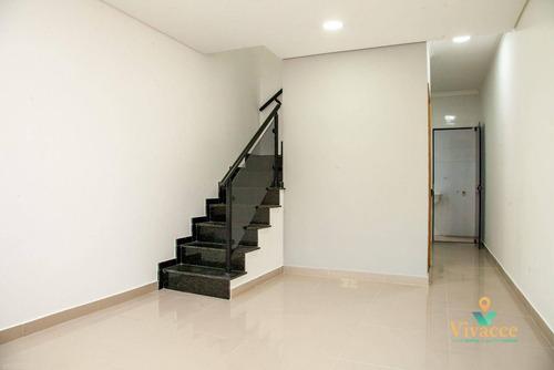 Imagem 1 de 14 de Sobrado À Venda, 68 M² Por R$ 399.000,00 - Burgo Paulista - São Paulo/sp - So0998