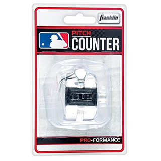 Franklin Deportivo Mlb Pitch Counter
