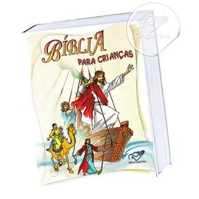 Livro Bíblia Para Crianças - Canção Nova