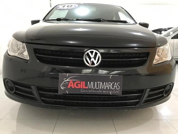 Volkswagen Voyage 1.0 Único Dono 2010 Preta