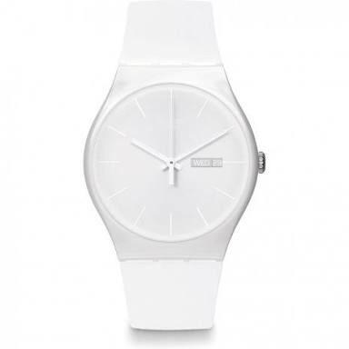 Relógio Swatch Rebel White Suow701