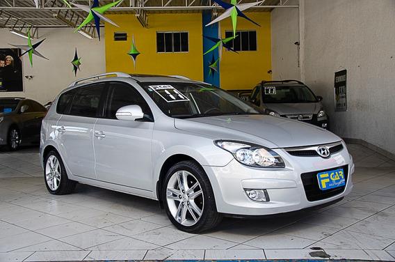 Hyundai I30 Cw 2011 Top Teto,revisoes Caoa,1 Ano De Garantia