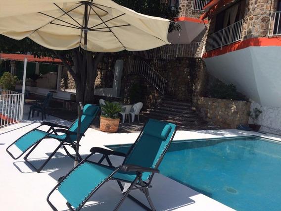 Casa En Tequesquitengo- Renta Para Vacaciones