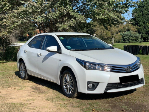 Imagen 1 de 12 de Toyota Corolla 1.8 Cvt Seg 2017