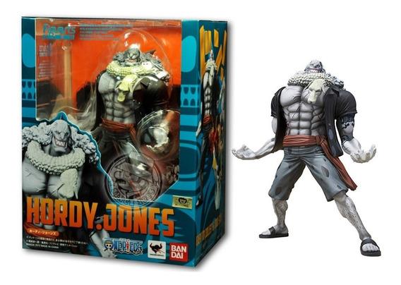 Boneco Estátua Figuarts Zero Hordy Jones One Piece Original