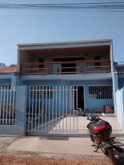 Sobrado Residencial À Venda, Planta São Tiago, Piraquara. - So0081 - 32836740