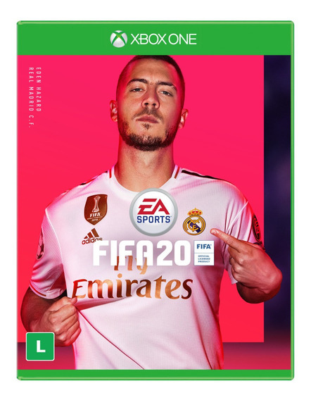 Fifa 20 Xbox One Midia Digital + 1 Jogo Grátis