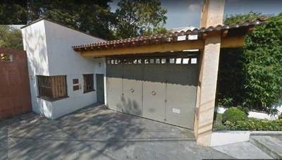 Casa En Renta En Magdalena Contreras