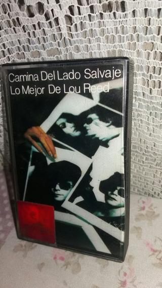 Cassette-lou Reed-rock-onda Bowie-metallica-velvet