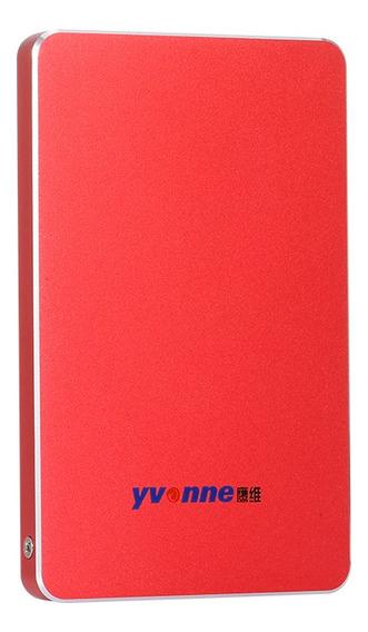 Yvonne 2.5 Usb 3.0 Hdd Disco Rígido Móvel Externo Portáti