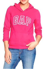 Blusa Gap Importada Arch Logo Hoodie - Pronta Entrega