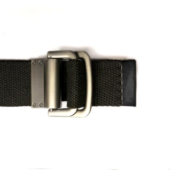 Cinturón Bd1 Negro Marca Mecánico Jeans