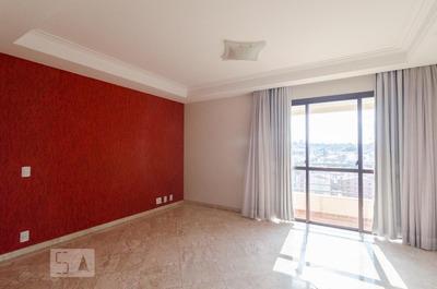 Apartamento No 8º Andar Com 4 Dormitórios E 3 Garagens - Id: 892862965 - 162965