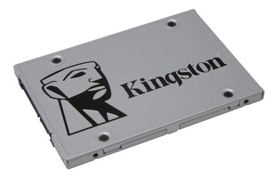 Disco Ssd 480gb A400 Estado Solido Notebook / Pc Kingston