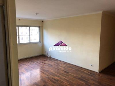 Apartamento Residencial À Venda, Vila Adyana, São José Dos Campos - Ap9732. - Ap9732