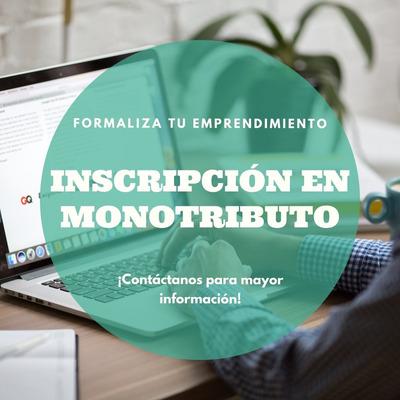 Monotributo/ingresos Brutos (estudio Contable 100% Digital)