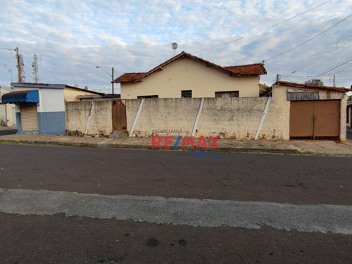 Imagem 1 de 15 de Casa Com Ponto Comercial À Venda - Ca0091