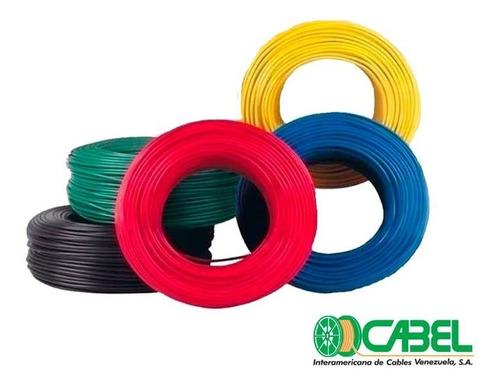 Cable 8 Cabel 100% Cobre Marca Nacional