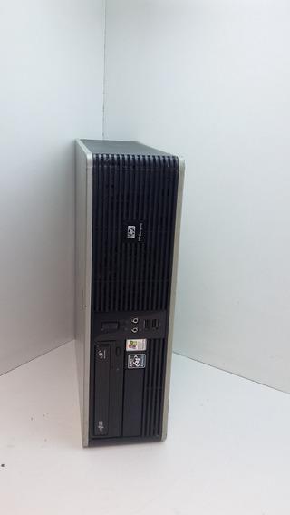 Cpu Hp Compaq Slim 5750 2gb Ddr2 Hd 160gb Proc 3500