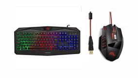 Kit Gamer : Teclado + Mouse