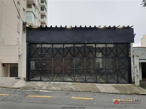 Imagem 1 de 11 de Galpão Para Alugar, 650 M² Por R$ 12.000,00/mês - Rudge Ramos - São Bernardo Do Campo/sp - Ga0012