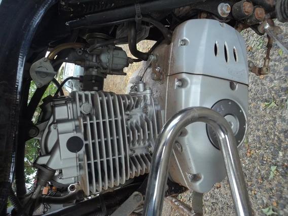 Motor Suzuki Yes Em Funcionamento Com Nota