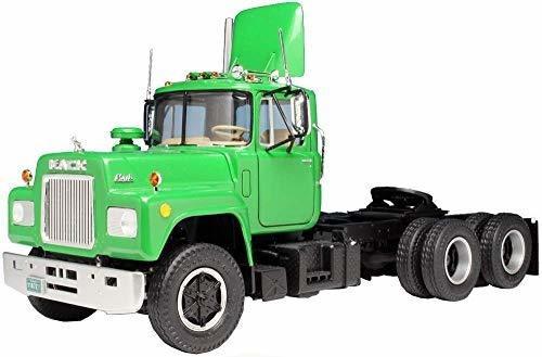 1 25 Mack R685st Semi Tractor Modelo Kit