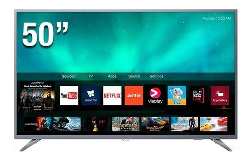 Imagen 1 de 2 de Smart Tv  Philips Uhd 50  50pud6513