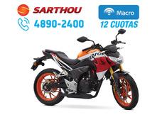 Honda Cb 190 R Repsol 2017 0km Sarthou Macro 12 Cuotas