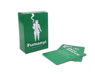Fumanyi Cartas Juego Para Fumar Adultos Original Palermo