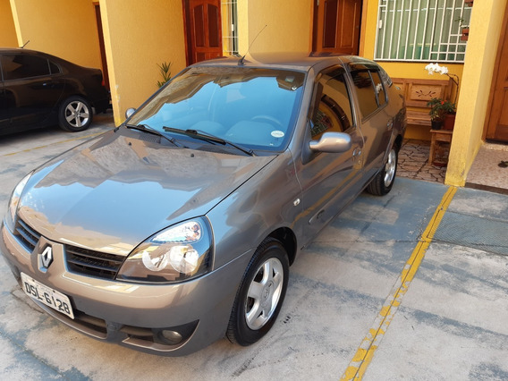 Clio Sedan Privilege 1.6 16v