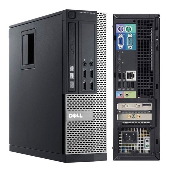 Cpu Dell Optiplex Core I3 3220 4gb, 500gb Hd