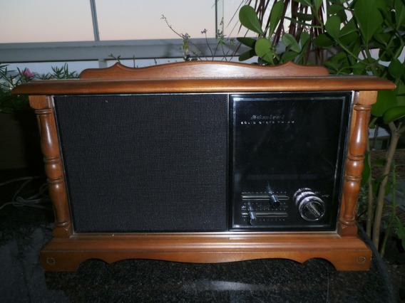 Radio Antigo Admiral Modelo Rf-545 Fm E Am Assiste Video