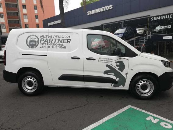 Peugeot Partner Maxi Pack Hdi Demo