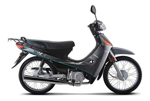 Dlx 110cc Deluxe Promo Contado