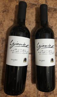 Vino Malbec Lejania La Pampa